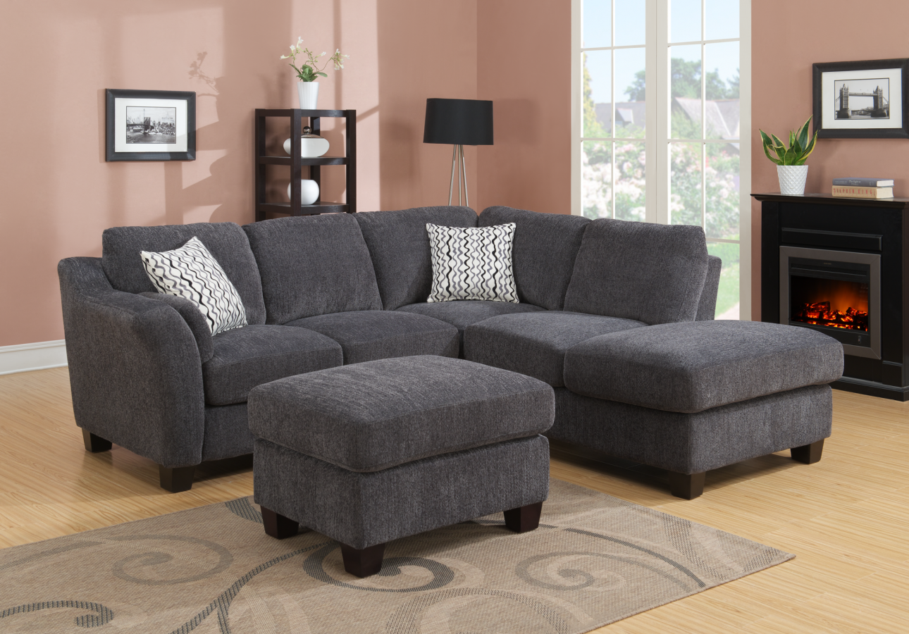 Clayton 2Pc Sectional