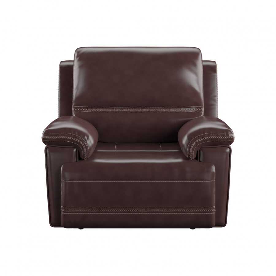 Bernard Power Recliner with Power Headrest