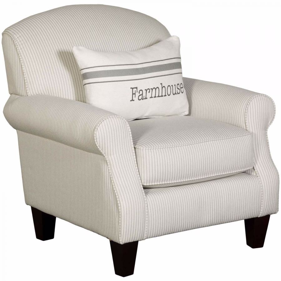 Farmhouse Accent Chair