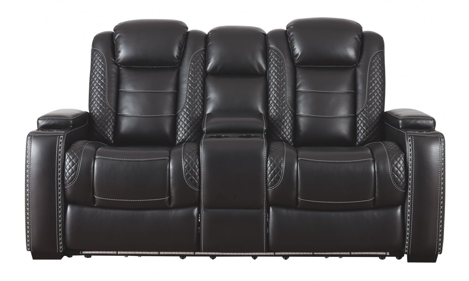 Party Time Power Reclining Loveseat