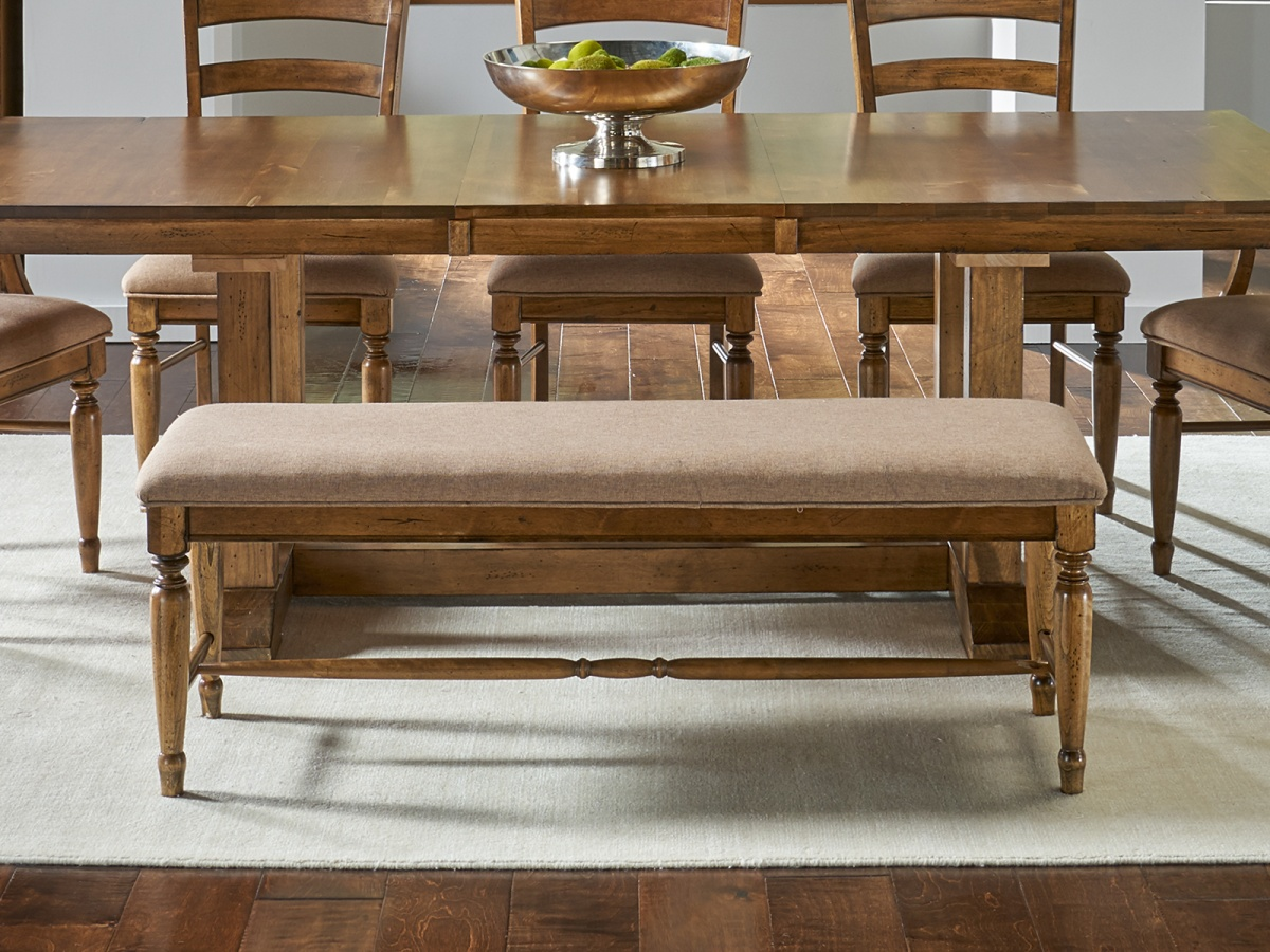 Bennett Upholstered Bench