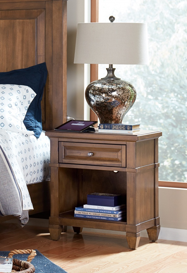 Thornton 1-Drawer Nightstand
