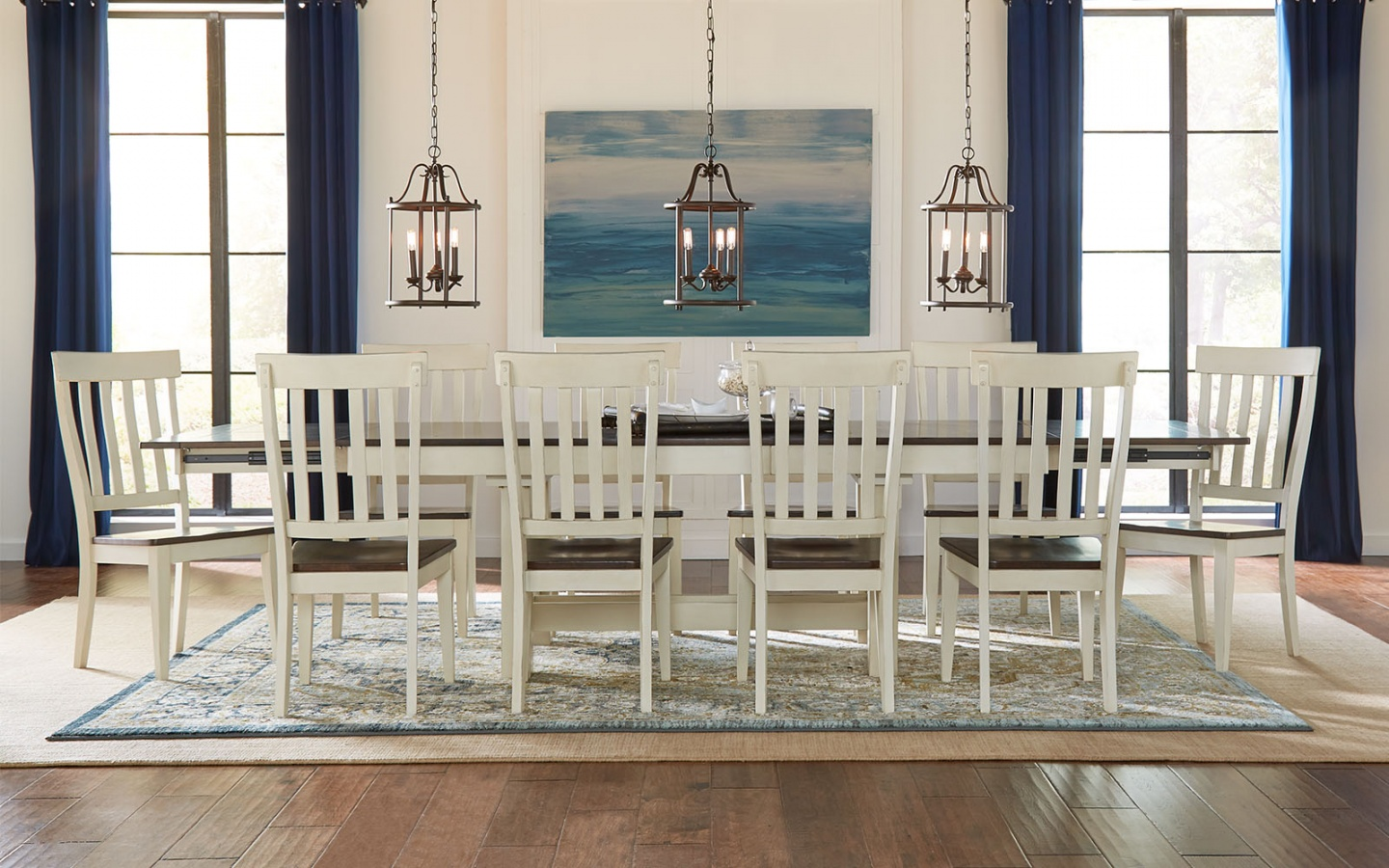 Mariposa Cocoa Table & Chairs