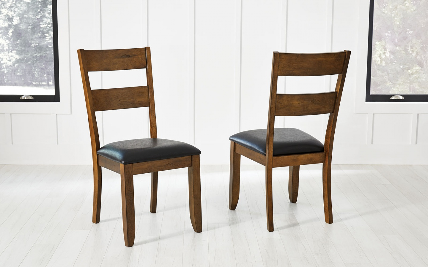 Mariposa RW Ladderback Side Chair