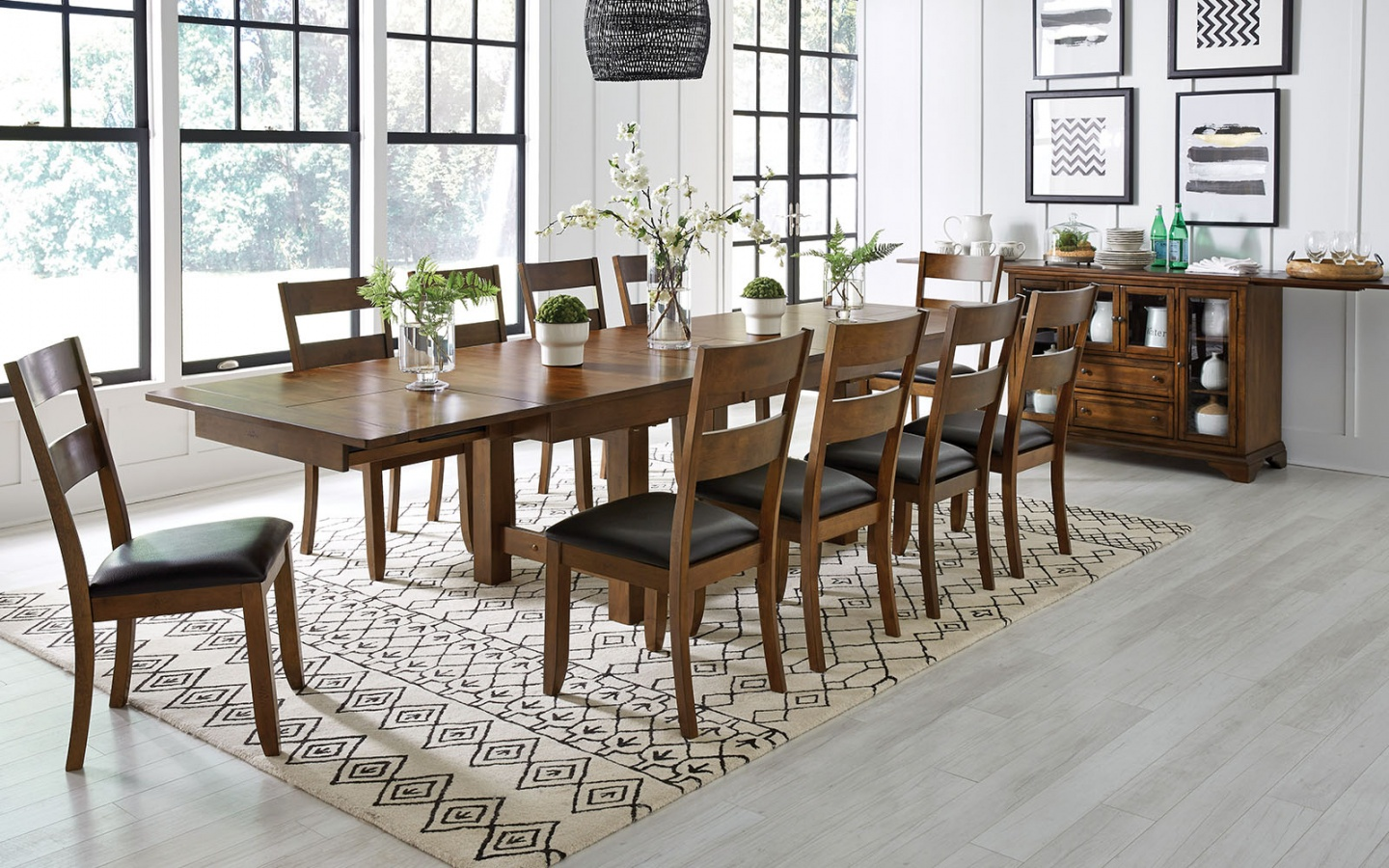 Mariposa RW Table & Chairs