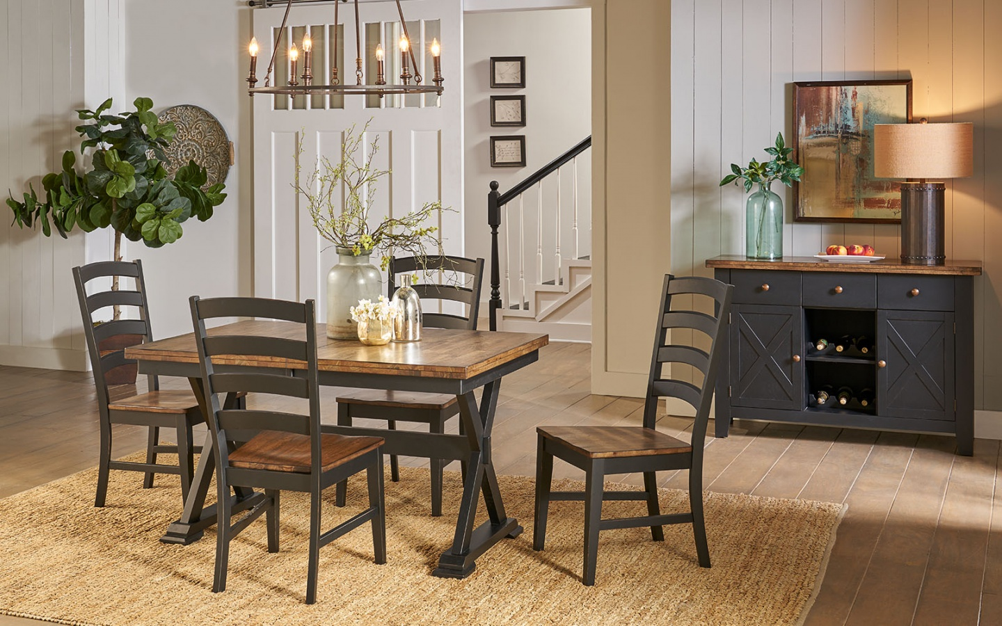 Stormy Ridge Table & Chairs