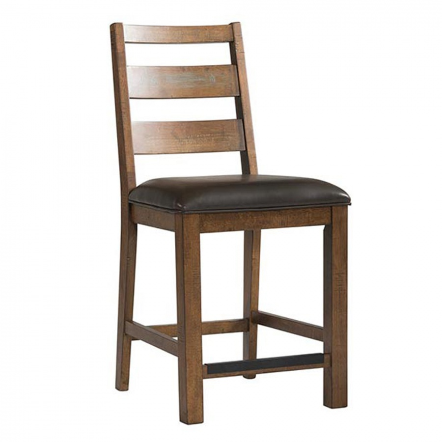 Taos Ladderback Side Stool