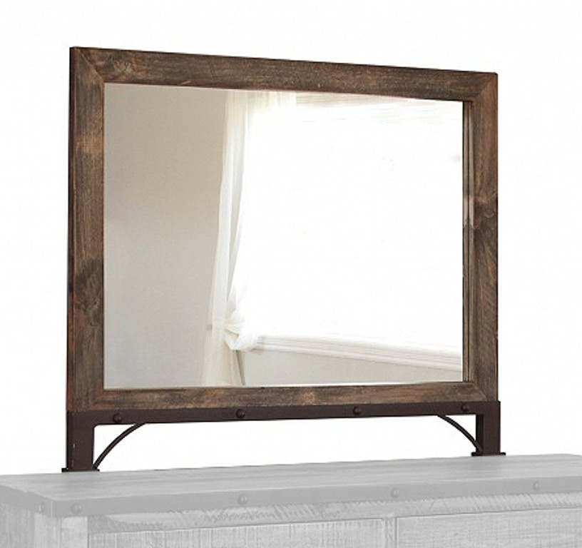 Antique Multi Mirror
