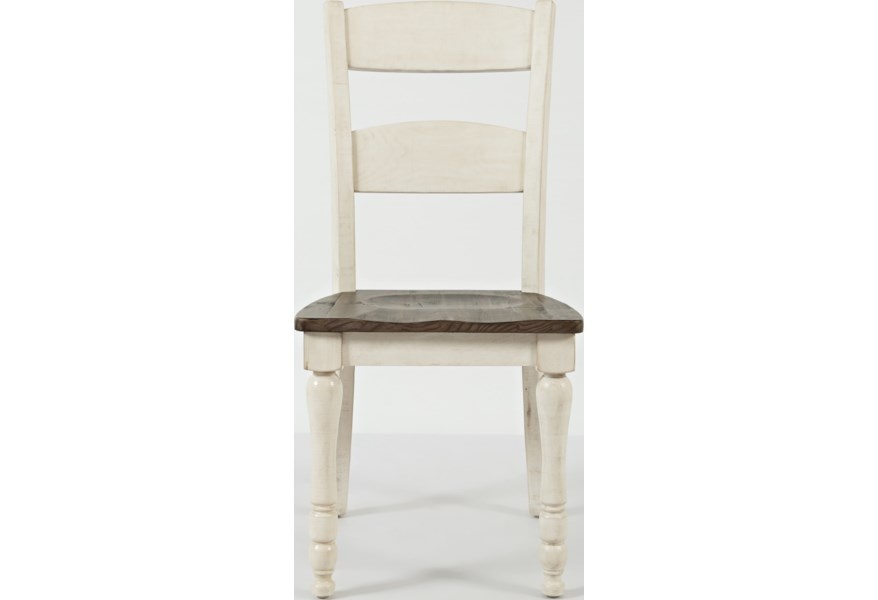 Madison County Ladder Back Side Chair