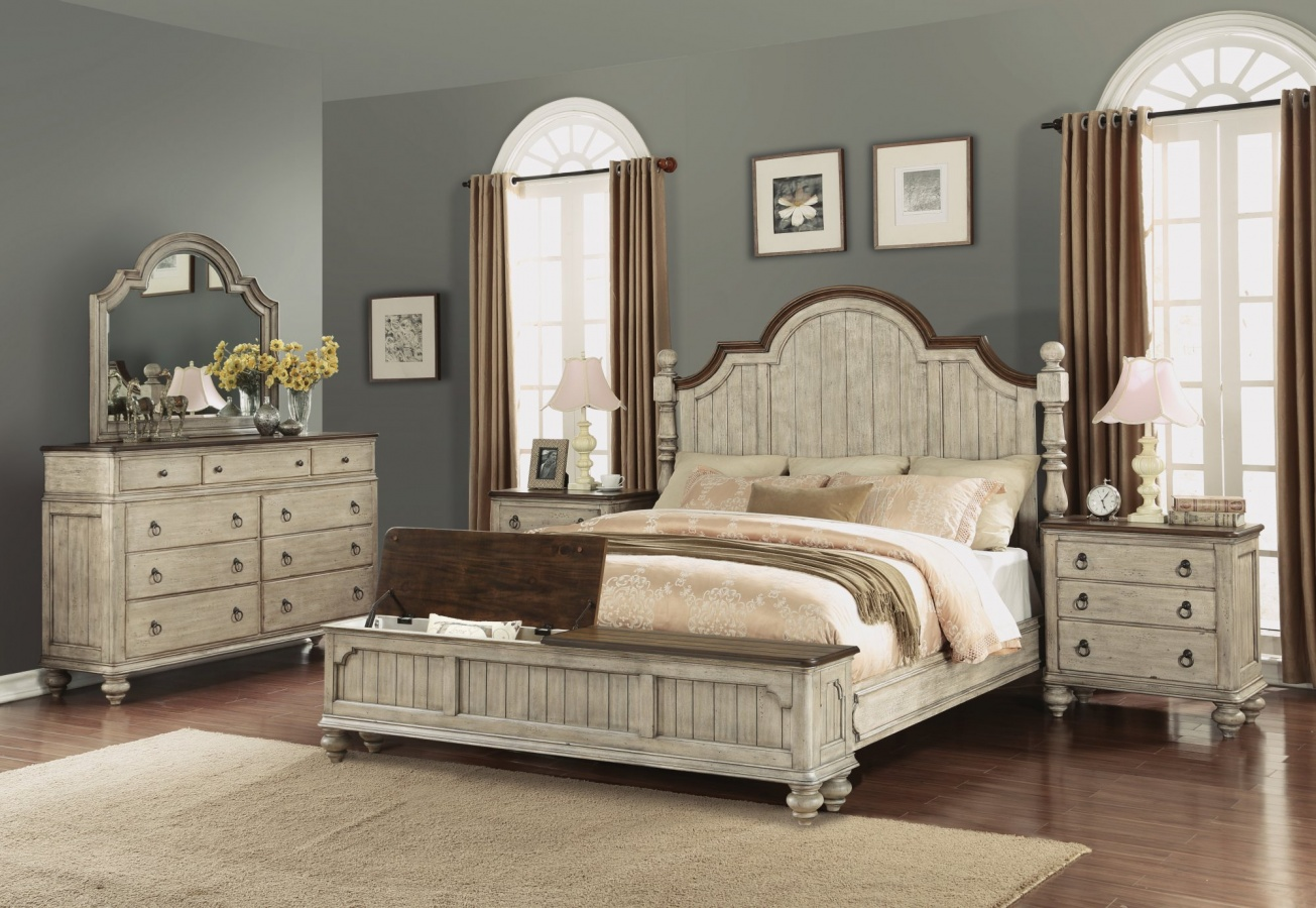 Plymouth Storage Bed